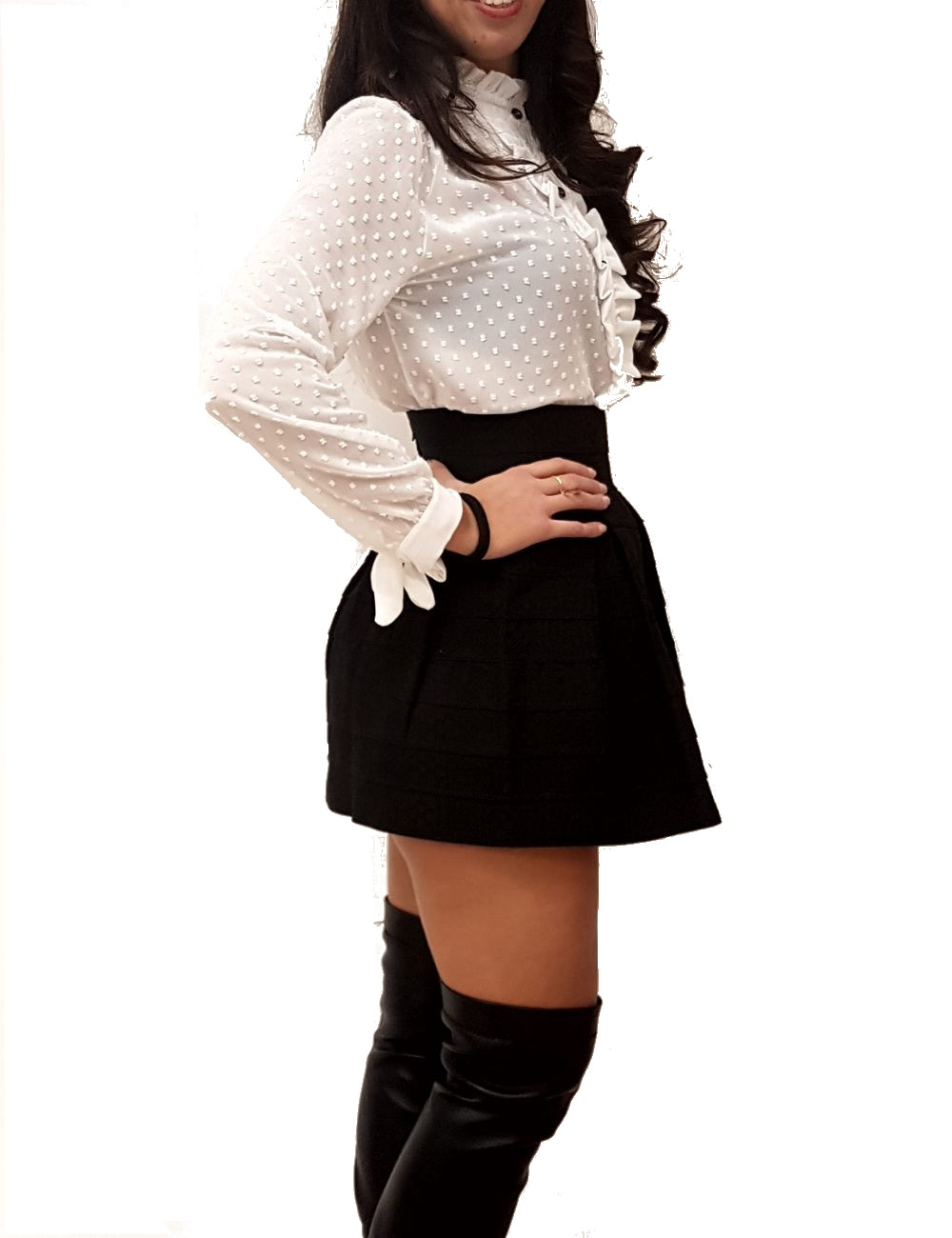 premium selection b5c3c 2876b Mini Gonna Palloncino Donna Fashion girl