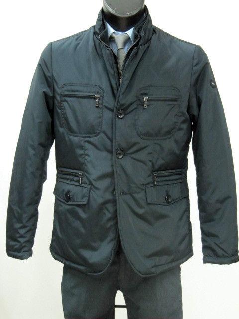 121086f975915 fashion slim wampum moda imbottita giubbotto fit uomo giacca stiled PqZYUwf