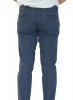 pantalone uomo slim cotone stretch galles fashion moda blu grigio made italy