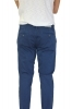 pantalone uomo slim cotone chinos stretch fashion moda microfantasia made italy