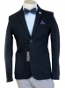giacca uomo slim sartoriale cotone stretch fantasia made in italy new collection
