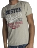 T-Shirt uomo superior vintage stampa Boston Rochets