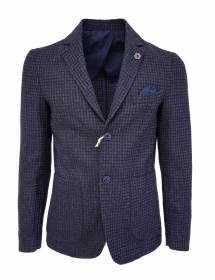 Giacca Lana Boucle Sartoriale