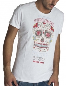 T-Shirt Uomo Maniche Corte Fashion