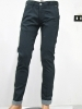 pantalone uomo slim cotone jea stretch fashion moda blu prezzo super made italy