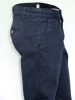 pantalone uomo slim cotone stretch tinto capo fashion moda MADE ITALY prezzo blu